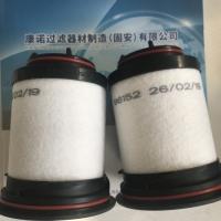 上海真空泵滤芯