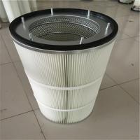 脉冲除尘设备滤芯厂家定制