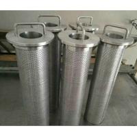 不锈钢过滤器滤芯唐山生产厂家批发价格(丰凯)