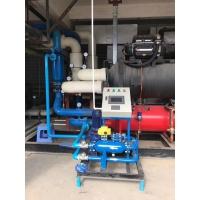 冷凝器全自动胶球在线清洗装置为中央空调主机节能省电