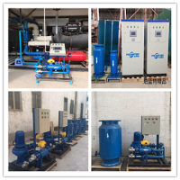 空调主机冷凝器自动在线清洗装置价格选型