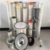 350×1320粉尘滤筒生产厂家