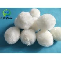 山东钢厂纤维球除油专用滤料