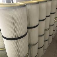 除尘空气滤芯 - 覆膜除尘滤芯 - 除尘滤芯批发厂家