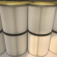 覆膜除尘滤芯专业生产厂家
