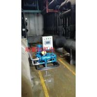 冷凝器胶球自动在线清洗装置给空调系统带来哪些好处?
