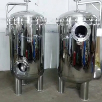 井水袋式过滤器