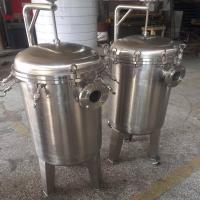 井水袋式过滤器生产厂家