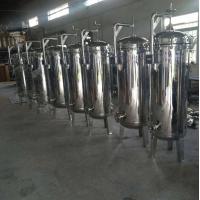 深圳井水袋式过滤器专业生产厂家