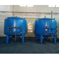 山西碳钢多介质过滤器活性炭过滤器锰砂过滤器专业定制厂家