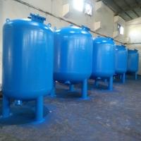 陕西碳钢活性炭过滤器锰砂过滤器树脂过滤器专业定制厂家直销