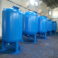 碳钢多介质过滤器活性炭过滤器锰砂过滤器专业定制厂家