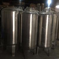 武汉钢原水箱 316无菌水箱 不锈钢储水罐
