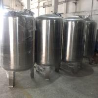 江苏钢原水箱 316无菌水箱 不锈钢储水罐