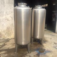 北京钢原水箱 316无菌水箱 不锈钢储水罐