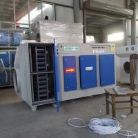 熟食加工厂热蒸汽雾水收集过滤环保净化设备