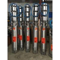 申银机械QJ井用潜水电泵 不锈钢深井泵厂家