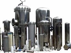 自清洗过滤器以提高其适应水质能力
