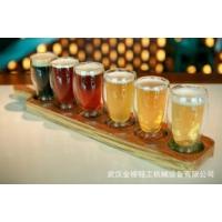 武汉金榜酒店现酿啤酒设备,啤酒成套设备
