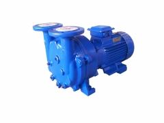 真空泵常用性能及参数