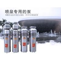 QSP型喷泉专用潜水泵 304不锈钢耐腐蚀喷泉泵