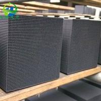 福建汽车厂空气净化蜂窝活性炭