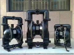 气动隔膜泵的分类