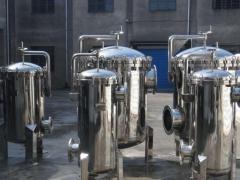 液体袋式过滤器的优点
