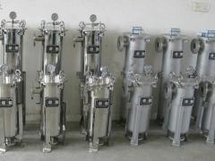 袋式过滤器袋式过滤机优点及分类