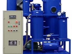 ZLYC系列TYA系列真空滤油机使用注意事项