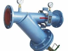 管道过滤器的工作原理及使用方法