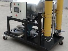 LYC-J聚结脱水滤油机介绍