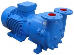 SZB型水环式真空泵的维护及注意事项