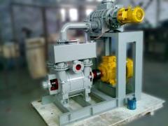 罗茨水环真空泵机组选型注意事项