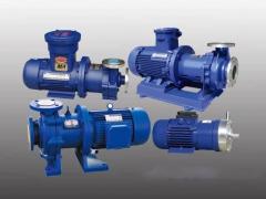 五点区分CQ磁力泵和CQB磁力泵