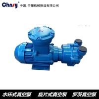 SK型直联水环式真空泵 防爆真空泵