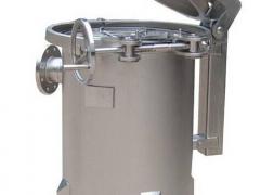 不锈钢袋式过滤器的常年三大问题