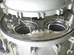 袋式过滤器排泄阀及留渣情况的分析与解决