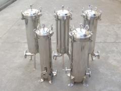 袋式过滤器活性炭的选用及净化处理