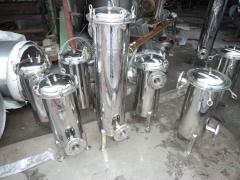 袋式过滤器的使用年限及承受的压差