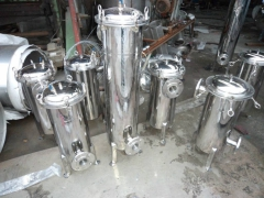 袋式过滤器设备在进行净化处理时的要求