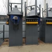 工业废气布袋除尘器 光氧净化器 脉冲袋式除尘器的特点
