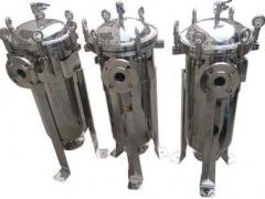 袋式过滤器的过滤槽安装以及外形罐述