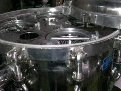 过滤器中的滤筒的加工工艺及防油处理
