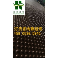 汉中车库PE排水板【宝鸡】成卷防水板15805385945