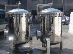 袋式过滤器的日常使用