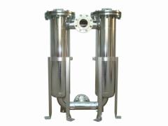 袋式过滤器的使用及侧漏机率