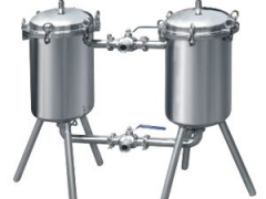 袋式过滤器的安装及日常使用维护