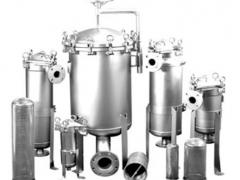 液体多袋式过滤器设计特点