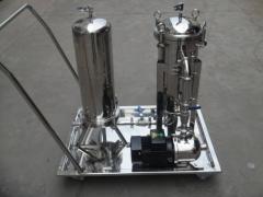 移动式袋式过滤器介绍